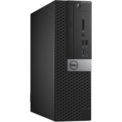 Dell OptiPlex 7050 SFF Core i7 3,4 GHz - SSD 480 GB RAM 16 GB