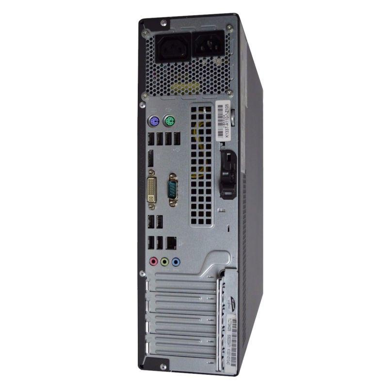 """Fujitsu Esprimo E700 E90+ DT 19"""" Core i3 3,3 GHz - SSD 480 Go - 4 Go"""