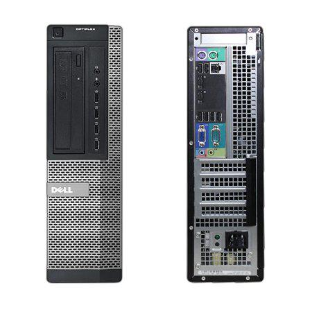 Dell OptiPlex 9010 DT Core i5 3,1 GHz - HDD 160 Go RAM 4 Go