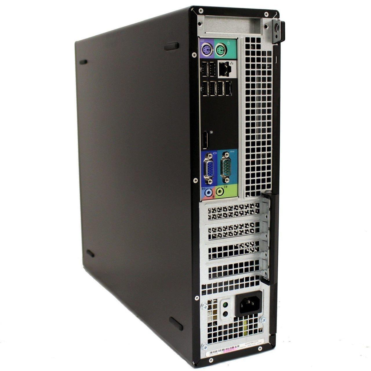 Dell OptiPlex 990 SFF Core i7 3,4 GHz - HDD 500 Go RAM 4 Go