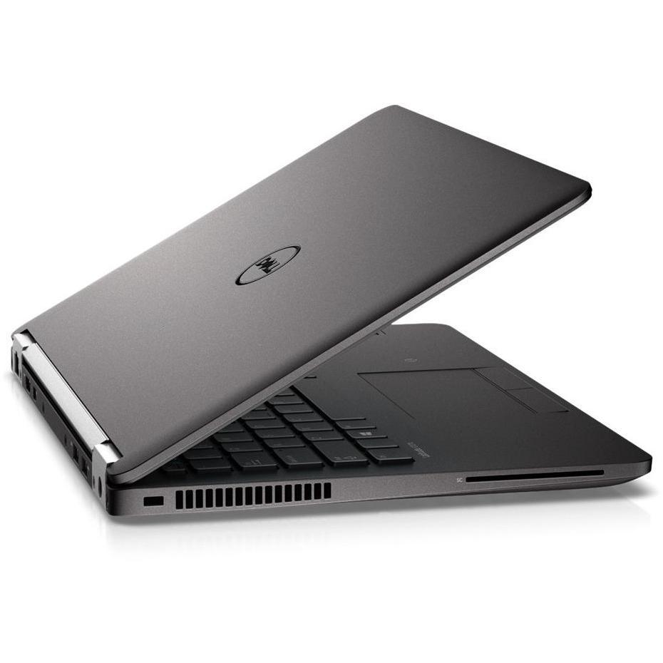 Dell Latitude E7270 12,5-tum (2016) - Core i7-6600U - 8GB - SSD 256 GB QWERTZ - Tyska