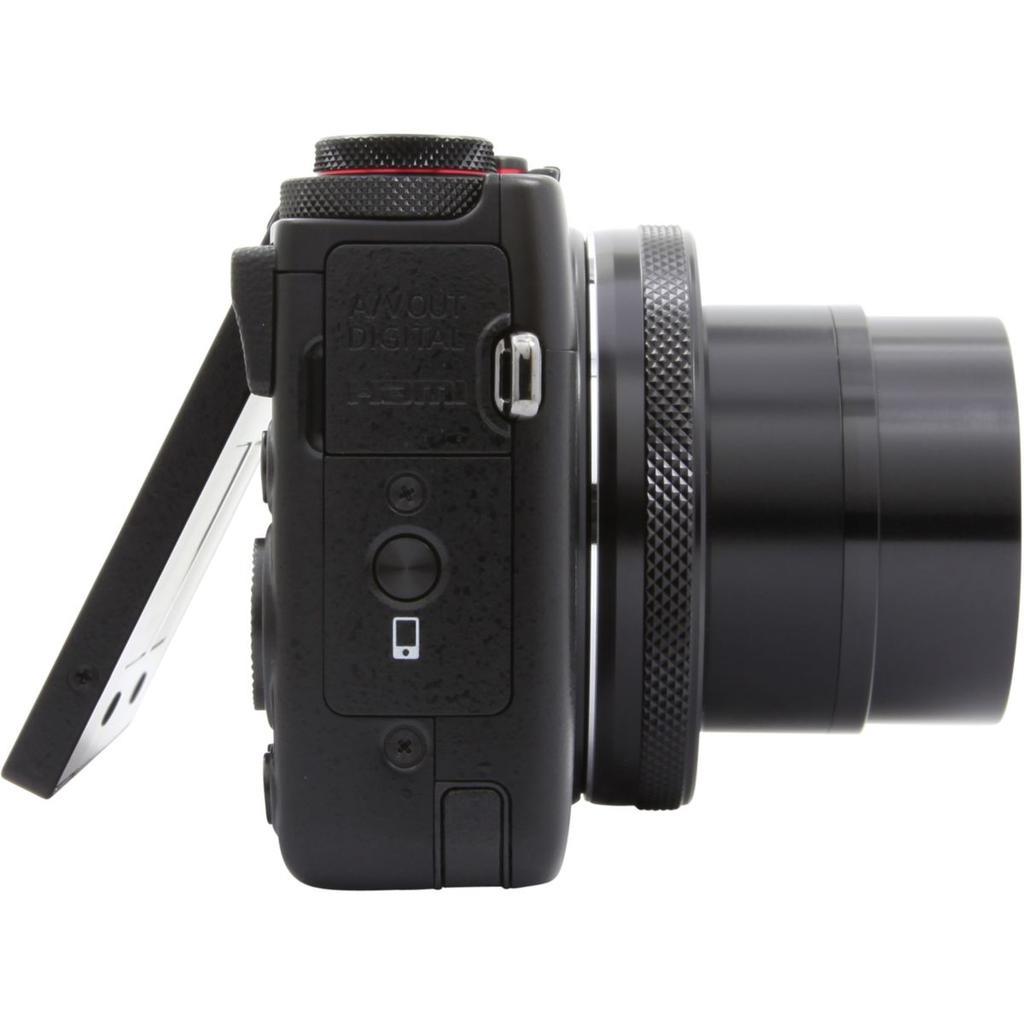 Compact - Canon PowerShot G7X Noir Canon Canon Zoom Lens 4.2x IS 8,8-36,8mm f/1.8-2.8