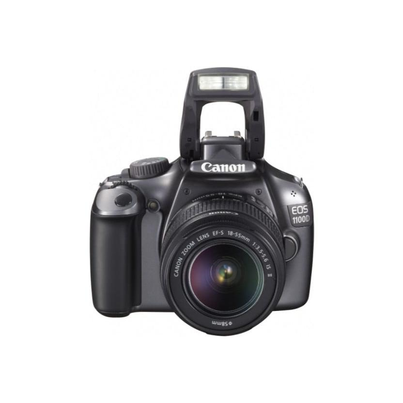 Reflex - Canon EOS 1100D Noir Canon Canon Zoom EF-S 18-55mm f/3.5-5.6 IS