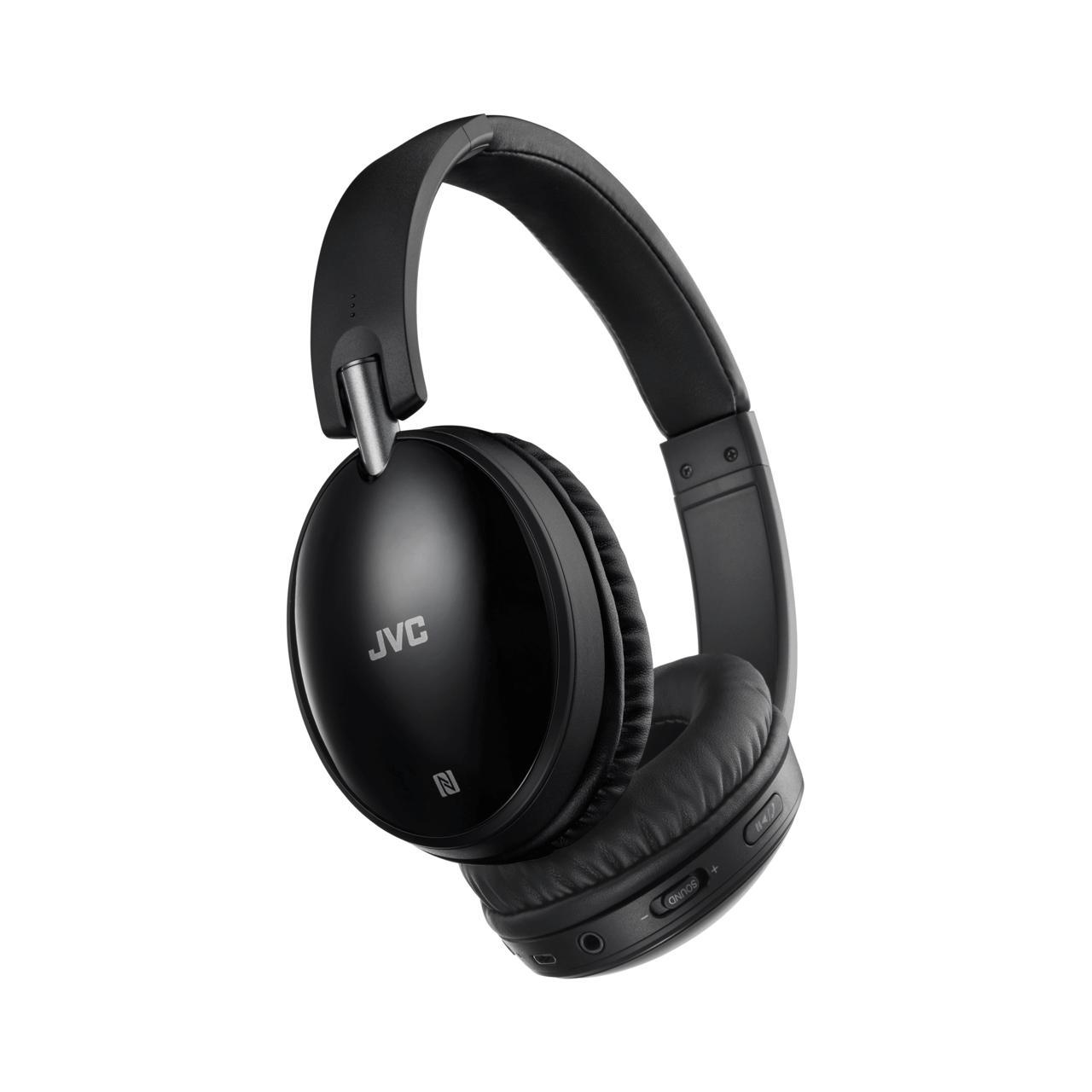 Jvc HA-S70BT-E Bluetooth Hörlurar - Svart