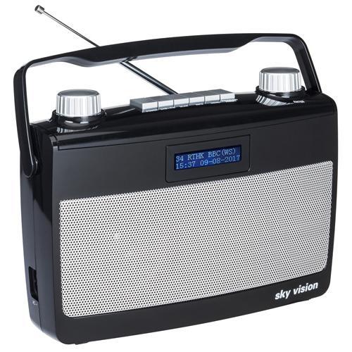Radio Sky Vision DAB 7S