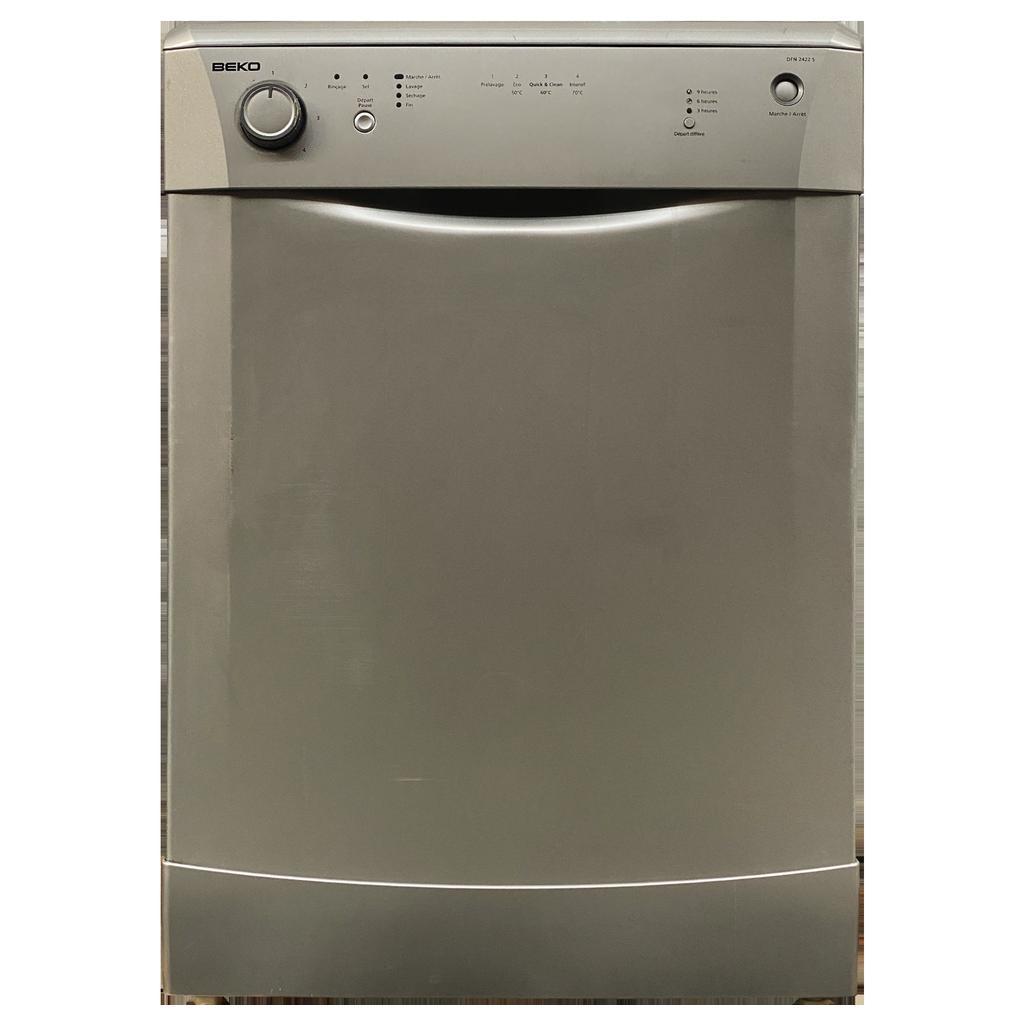Lave-vaisselle 60 cm Beko DFN2422S - 12.0 Couverts
