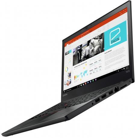 "Lenovo ThinkPad T470 14"" Core i5 2,6 GHz - SSD 256 Go - 8 Go AZERTY - Français"
