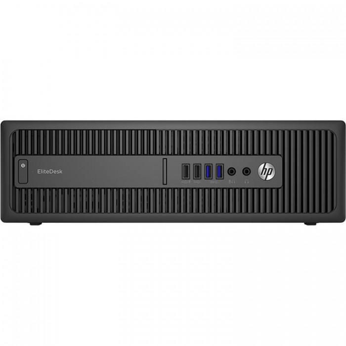 HP EliteDesk 800 G1 SFF Core i5 3,2 GHz - SSD 240 Go RAM 4 Go
