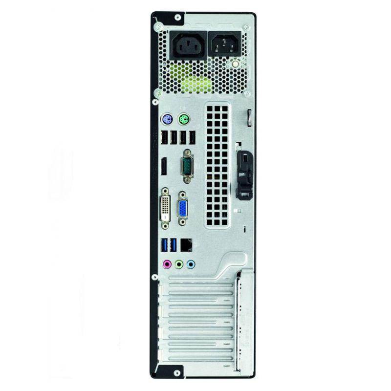 """Fujitsu Esprimo E720 E85+ DT 22"""" Pentium 3 GHz - HDD 2 To - 4 Go"""