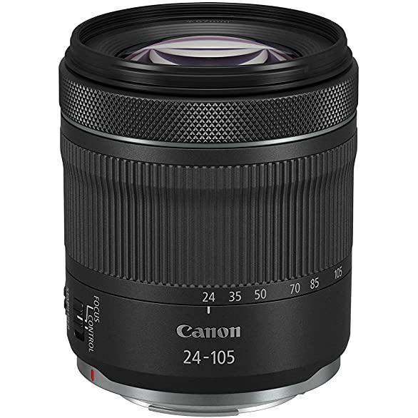 Objectif Canon RF 24-105 mm f/4-7.1