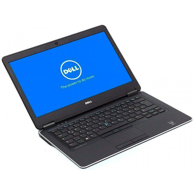 Dell Latitude E7450 14-tum (2015) - Core i5-5300U - 8GB - SSD 128 GB QWERTY - Italienska