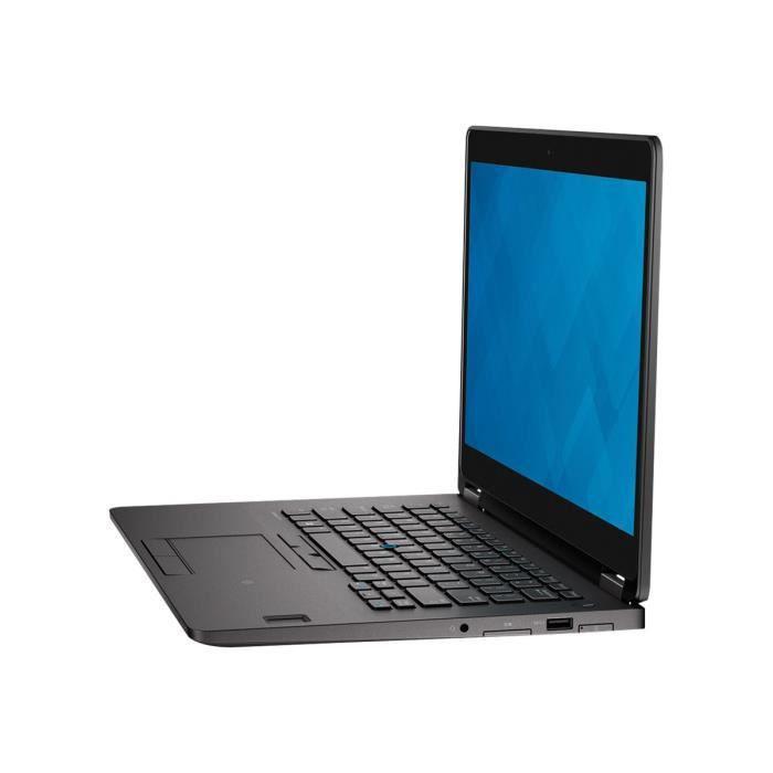 """Dell Latitude E7470 14"""" Core i5 2,4 GHz - SSD 256 GB - 8GB AZERTY - Französisch"""