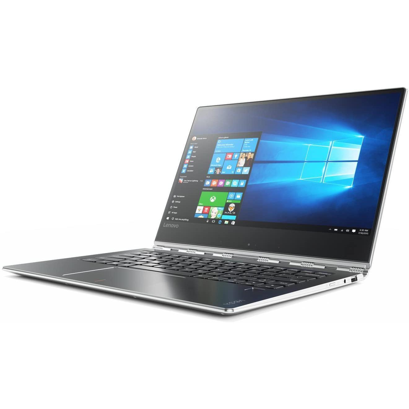 "Lenovo Yoga 910-13IKB 13"" Core i7 2,7 GHz - SSD 1000 Go - 16 Go QWERTY - Anglais (US)"