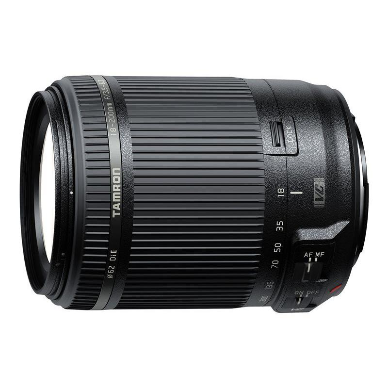Objectif Tamron Canon 18-200 mm f/3.5-6.3