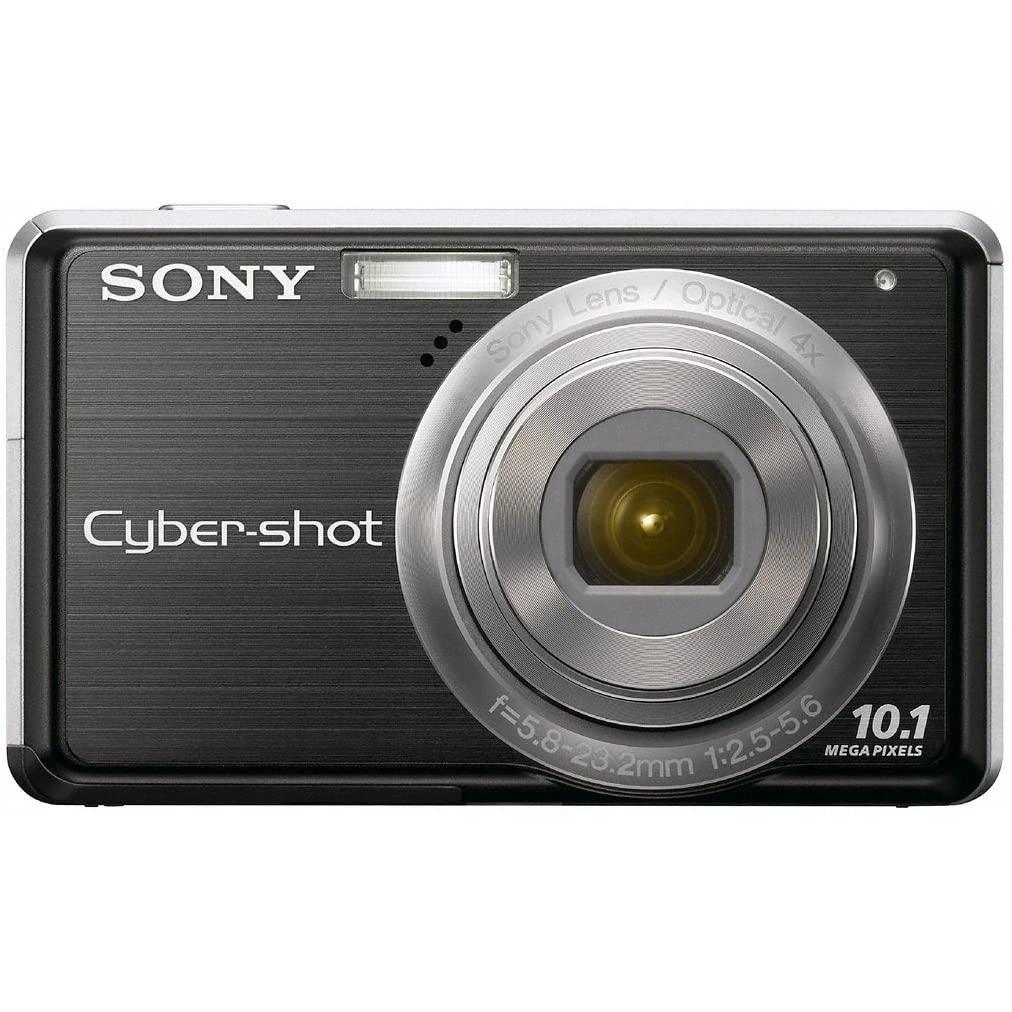 Compact - Sony DSC-S950B 33-132 mm 4x - Noir