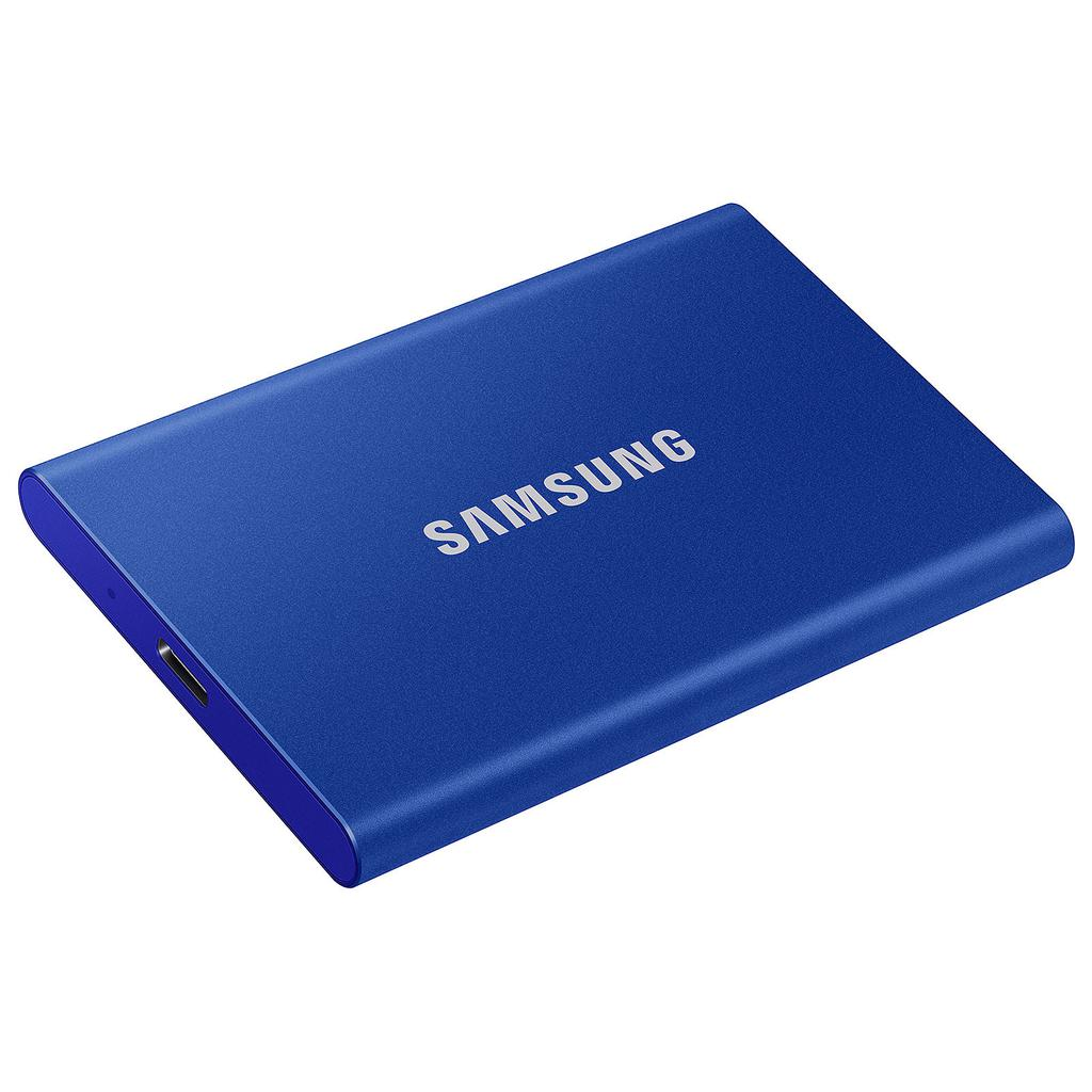 Samsung T7 Unidad de disco duro externa - SSD 1 TB USB 3.0