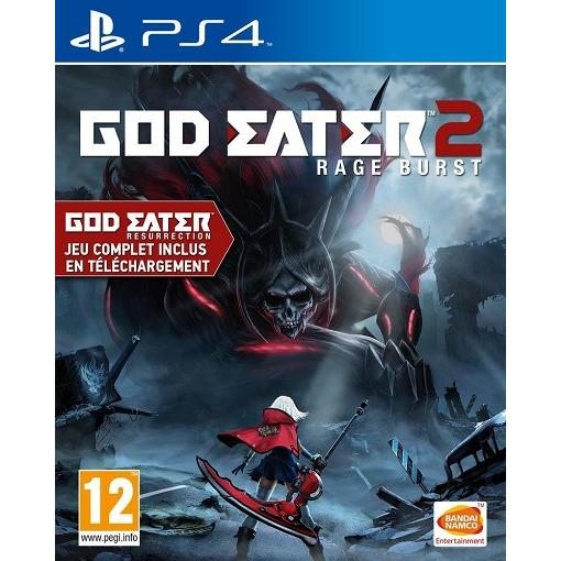 God Eater 2: Rage Burst - PlayStation 4