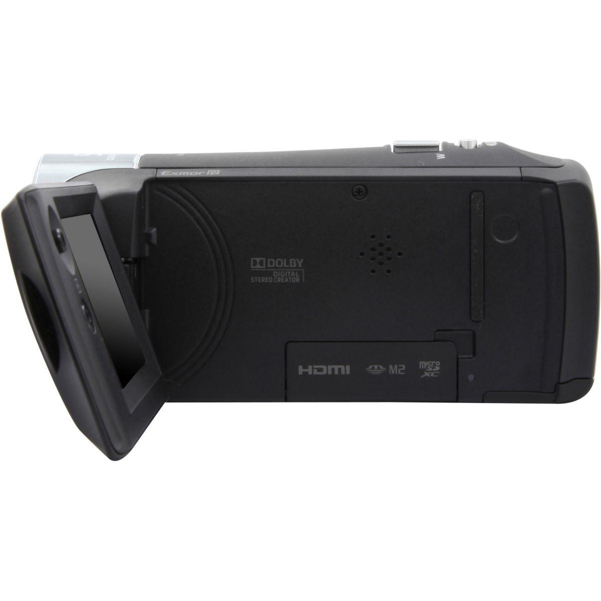 Caméra Sony HDR-CX240E - Noir