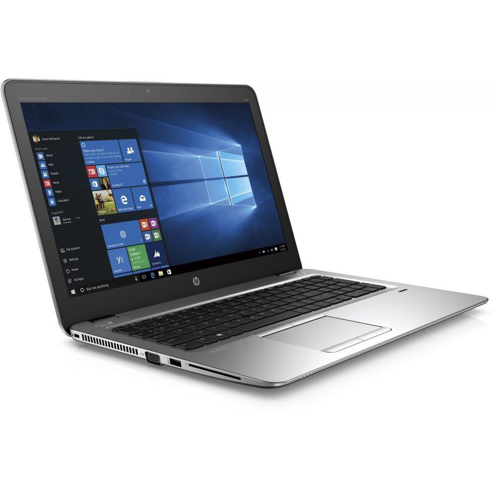 "HP EliteBook 850 G3 15"" Core i5 2,4 GHz - SSD 256 Go - 8 Go QWERTZ - Allemand"