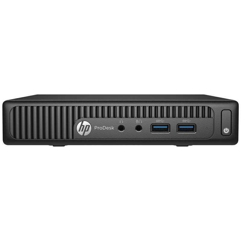 HP ProDesk 400 G2 Mini G3900T 2,6 GHz - SSD 256 GB RAM 8 GB