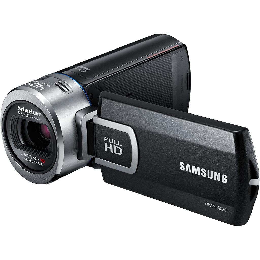Caméra hmx-q20 - Noir/Gris