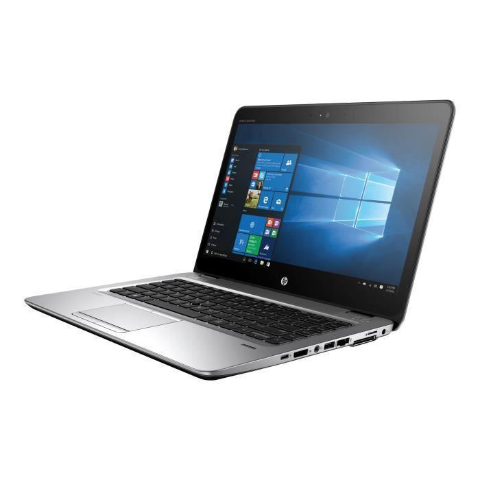 """HP EliteBook 840 G3 14"""" Core i5 2,3 GHz - SSD 240 Go - 8 Go AZERTY - Français"""