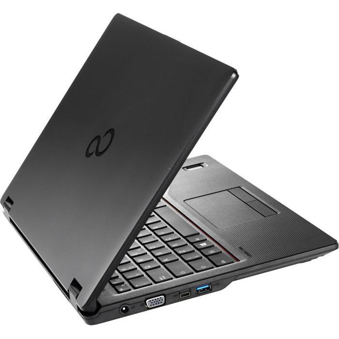 """Fujitsu LifeBook E449 14"""" Core i3 2,2 GHz - SSD 256 Go - 8 Go QWERTZ - Allemand"""