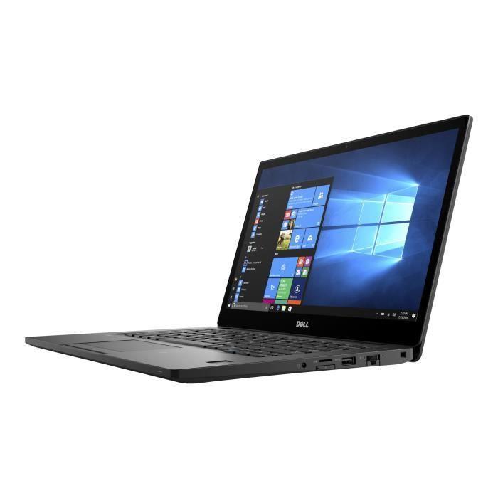 "Dell Latitude E7280 12"" Core i5 2,6 GHz - SSD 480 Go - 16 Go AZERTY - Français"