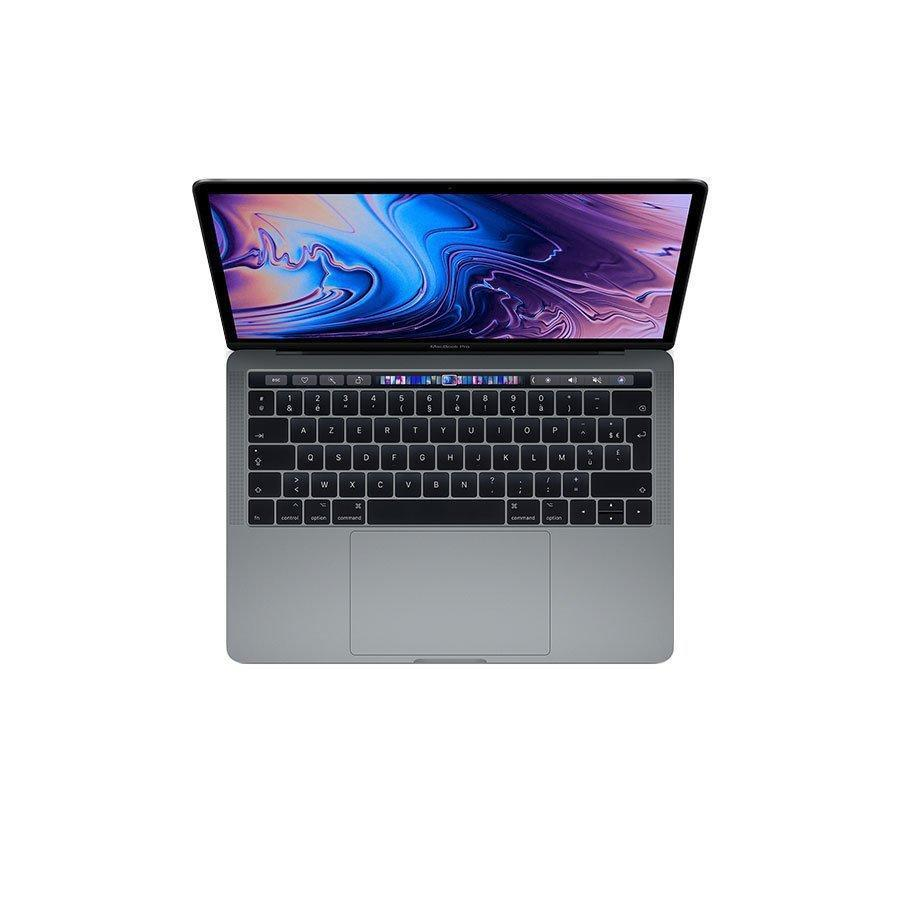 """MacBook Pro Touch Bar 13"""" Retina (2020) - Core i5 1,4 GHz - SSD 512 Go - 8 Go QWERTY - Italien"""