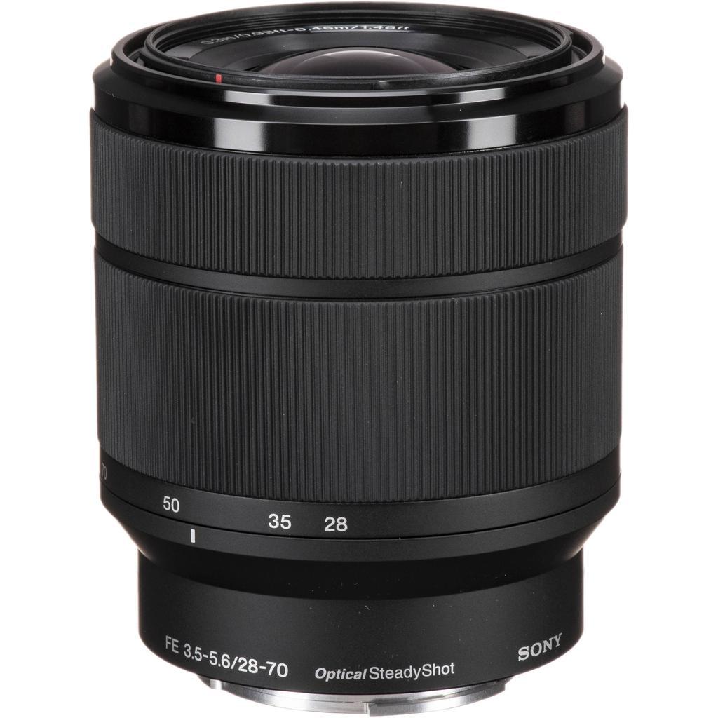 Objectif Sony FE 28-70mm f/3.5-5.6