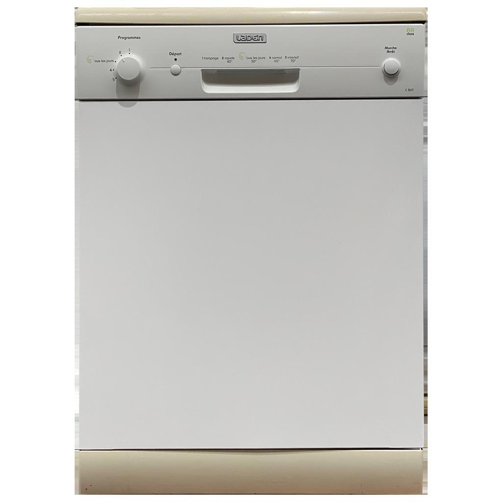 Lave-vaisselle 60 cm Laden C 849 BL - 12.0 Couverts
