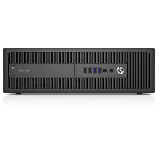 HP ProDesk 600 G2 SFF Core i3 3,7 GHz - SSD 128 Go + HDD 500 Go RAM 8 Go