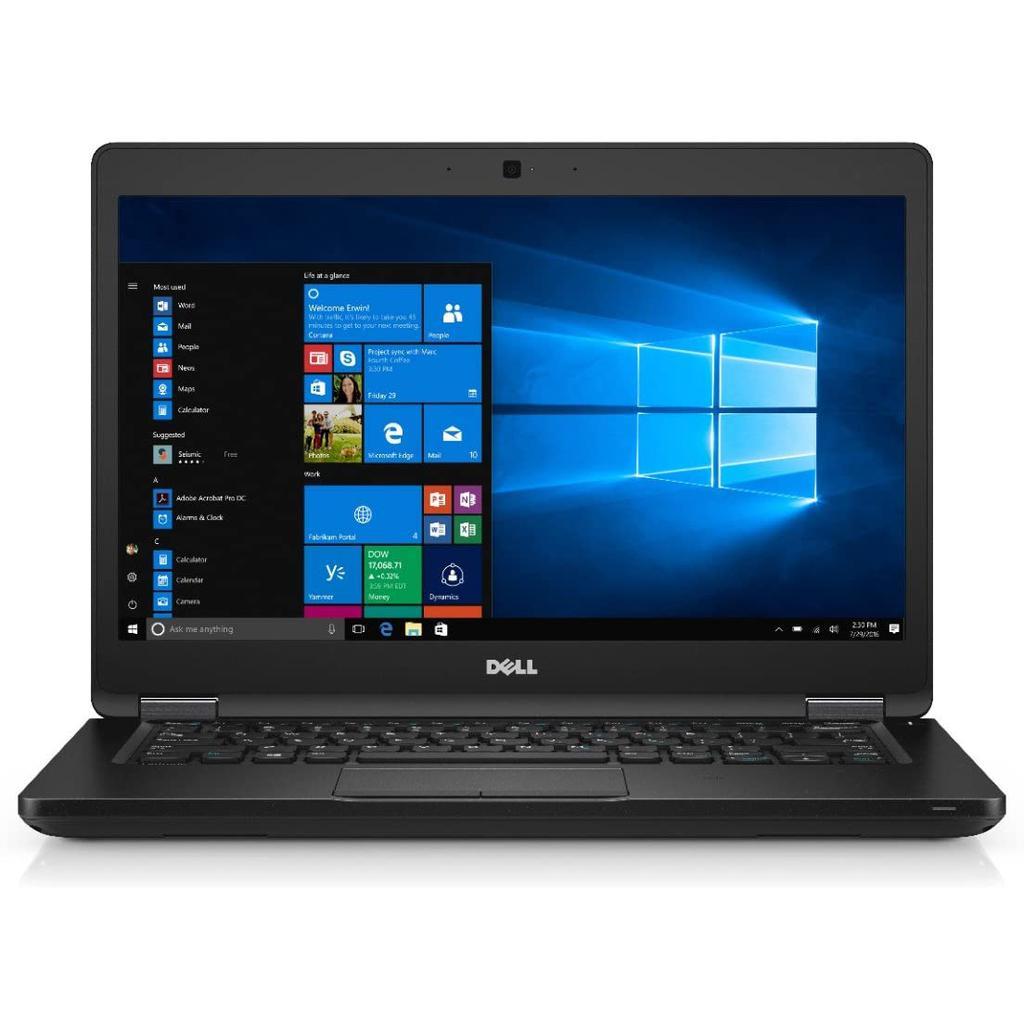 "Dell Latitude 5480 14"" Core i5 2,5 GHz - SSD 256 Go - 8 Go QWERTZ - Allemand"