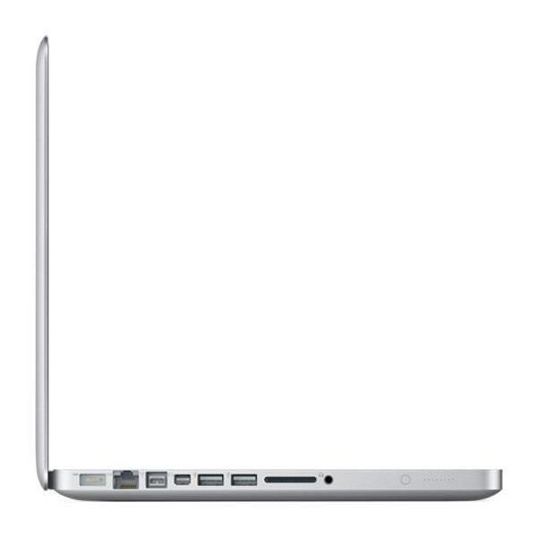 MacBook Pro 13,3-tum (2012) - Core i5 - 8GB - SSD 480 GB + HDD 500 GB QWERTY - Italienska