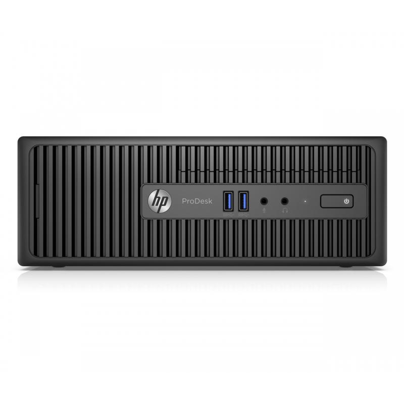 HP ProDesk 400 G3 SFF Core i3 3,4 GHz - HDD 500 Go RAM 4 Go