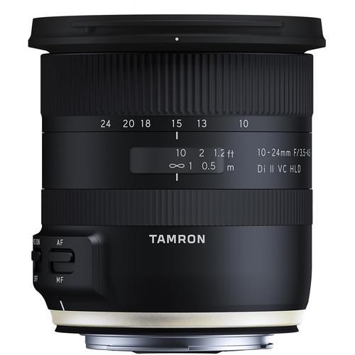 Objectif Tamron Nikon 10-24 mm f/3.5-4.5