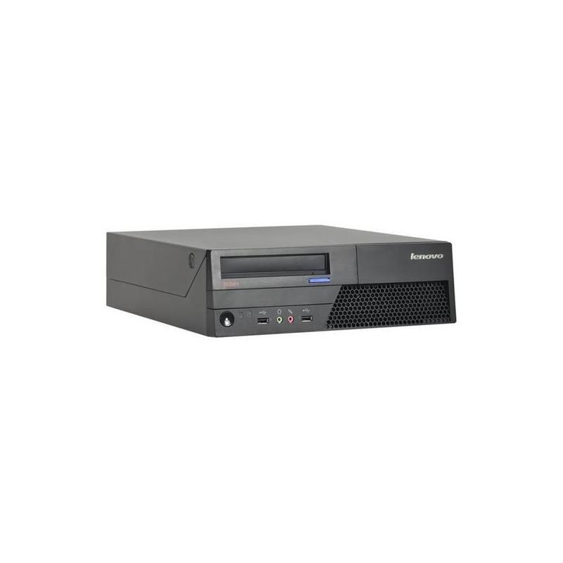 Lenovo ThinkCentre M58 Pentium 3 GHz - HDD 160 Go RAM 4 Go