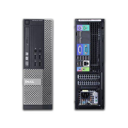 Dell OptiPlex 9020 SFF Core i7 3,4 GHz - SSD 480 Go RAM 32 Go