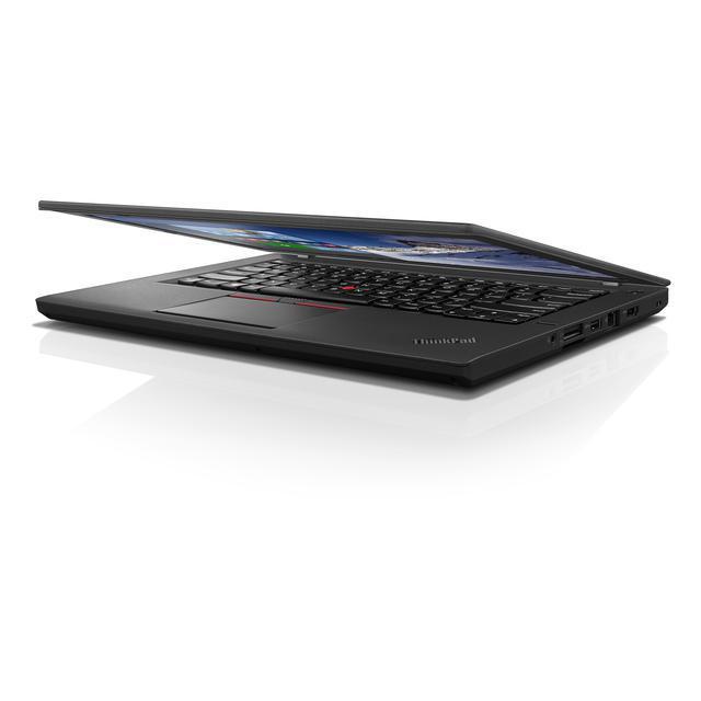 "Lenovo ThinkPad T460 14"" Core i5 2,4 GHz - SSD 240 Go - 8 Go QWERTZ - Allemand"