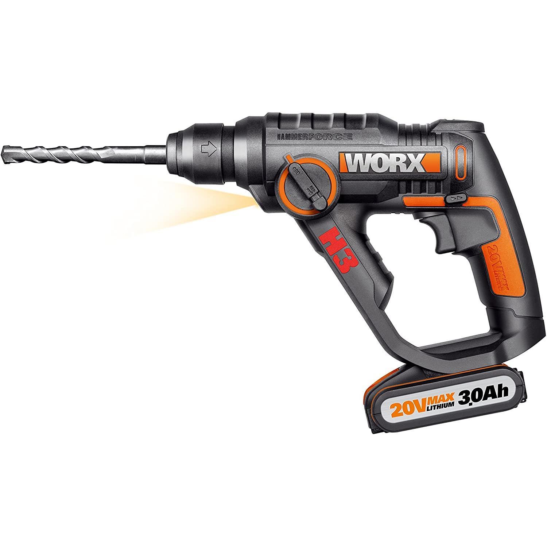 Perforateur/Burineur Worx WX390.3