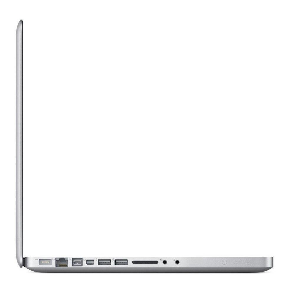 MacBook Pro 15,4-tum (2012) - Core i7 - 8GB - SSD 128 GB QWERTY - Nederländska