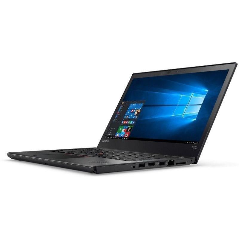 "Lenovo Thinkpad T470 14"" Core i5 2,4 GHz  - SSD 256 Go - 8 Go AZERTY - Français"