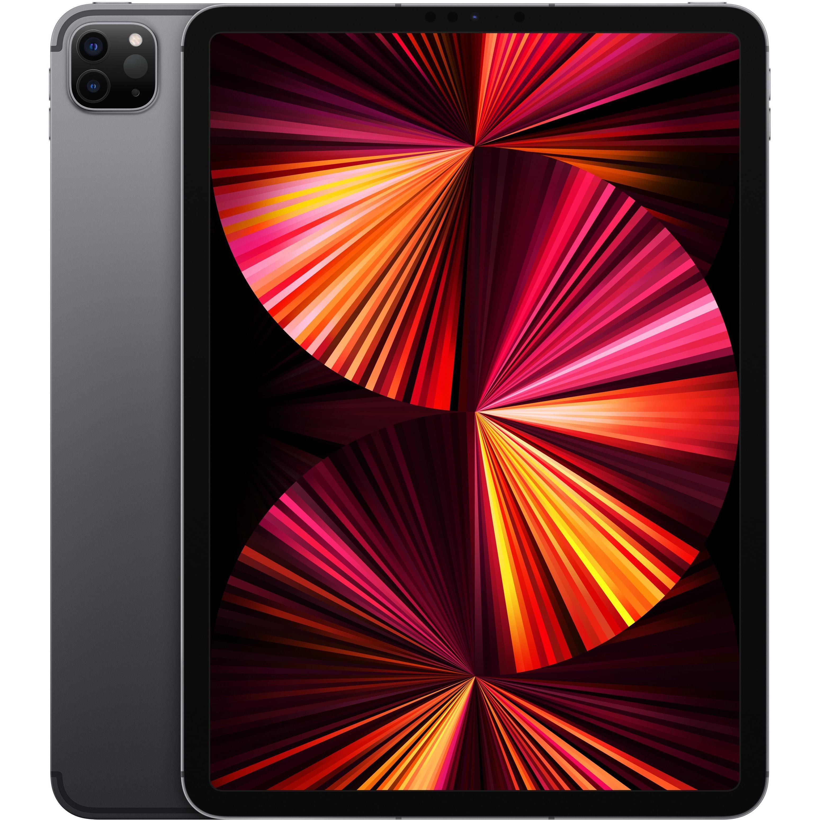 "Refurbished iPad Pro 11"" 3rd gen (2021) - HDD 2 TB - Space ..."