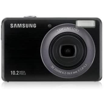 Compact - PL50 Noir Samsung Samsung Lens 3x Zoom 6,2-18,6mm f/2,8-5,2