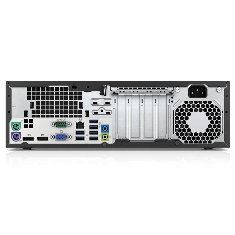 HP EliteDesk 800 G1 SFF Core i5 3,3 GHz - SSD 256 Go RAM 4 Go
