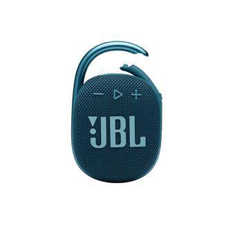 Enceinte Bluetooth JBL Clip 4 - Bleu