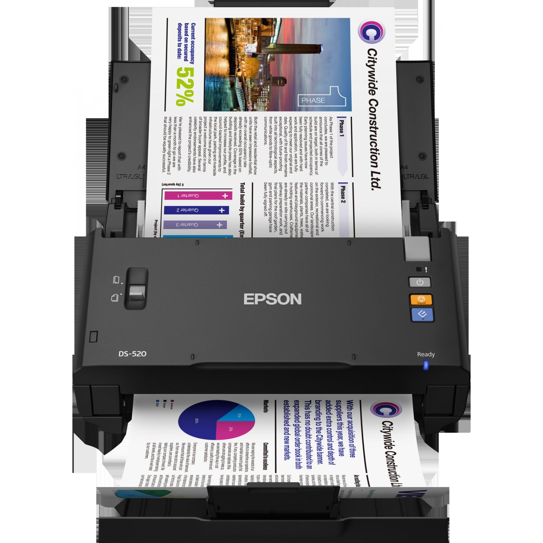 Scanner Epson WorkForce DS-520