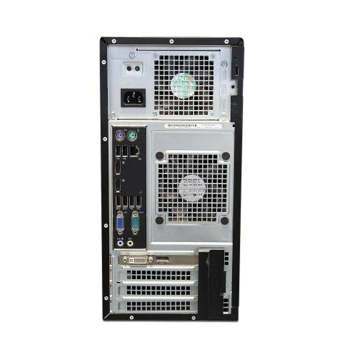 Dell Precision T1700 Xeon E3 3,6 GHz - HDD 2 To RAM 32 Go
