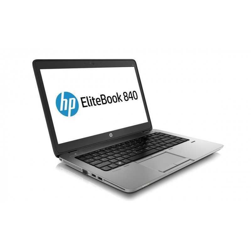 """HP EliteBook 840 G1 14"""" Core i5 1,6 GHz - SSD 128 Go - 4 Go AZERTY - Français"""