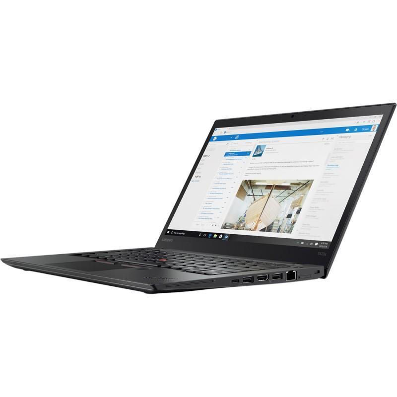 "Lenovo ThinkPad T470S 14"" Core i5 2,6 GHz - SSD 256 GB - 8GB QWERTZ - Deutsch"